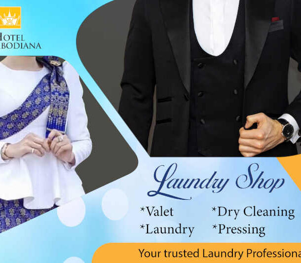 Discover our Professional Laundry SERVICE